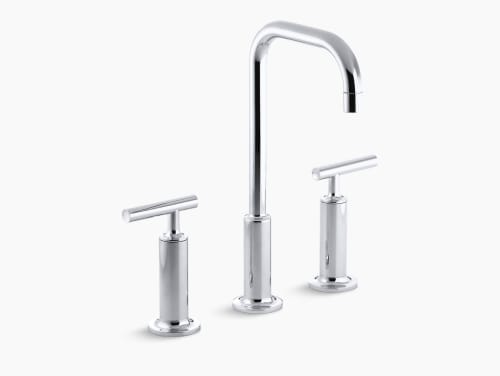 Water Fixtures by Kohler seen at SF Decorator Showcase 2019, San Francisco - Purist Faucet