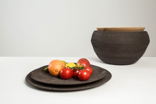 Tableware by Pierre-Emmanuel Vandeputte seen at Private Residence, Copenhagen - Ecco Freddo