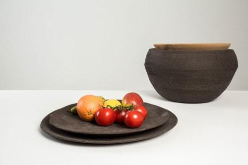 Tableware by Pierre-Emmanuel Vandeputte seen at Private Residence, Copenhagen - Ecco Freddo