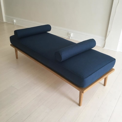 Couches & Sofas by Hannah Beatrice Quinn seen at Baana, San Francisco - Daybed