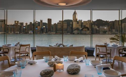 Rech by Alain Ducasse, Restaurants, Interior Design
