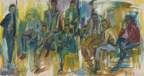 Elaine de Kooning - Paintings and Art