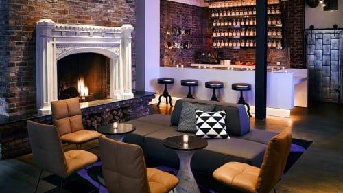 Hotel Zeppelin, Hotels, Interior Design