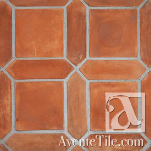 Tiles by Avente Tile at Redbird, Los Angeles - Arabesque Pickets Spanish Paver Cement Tile