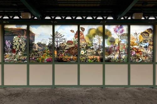 Art & Wall Decor by Francesco Simeti seen at 18th Avenue - Bensonhurst Brooklyn, Brooklyn - Bensonhurst Gardens
