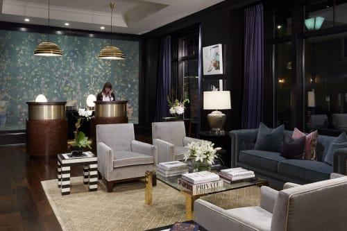 The Spectator Hotel, Hotels, Interior Design