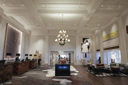 Claremont Hotel & Spa, Hotels, Interior Design
