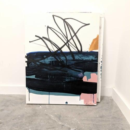 Paintings by Anne Abueva Studio - Exhale