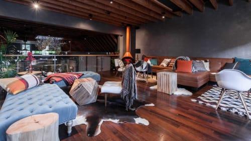 Lazy Bear, Restaurants, Interior Design