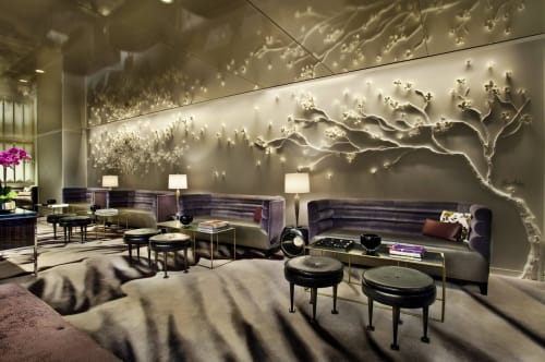 Loews Regency New York, Hotels, Interior Design