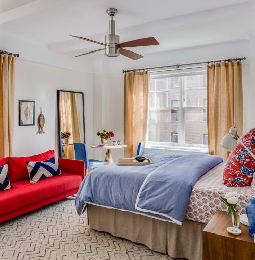 Interior Design by Samantha Gore seen at Upper West Side Home, New York - Interior Design
