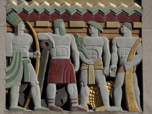 Lee Lawrie - Public Sculptures and Sculptures
