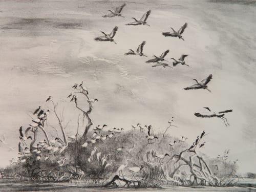 Victoria Hutson Huntley - Murals and Art