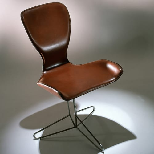 Chairs by KOI Design seen at The James New York, New York - K2 Swivel Chair