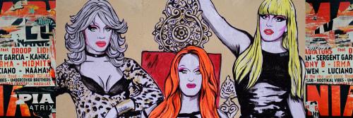 Suriani Art - Street Murals and Public Art