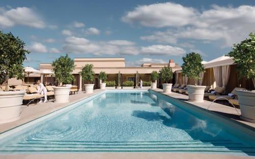 Montage Beverly Hills, Hotels, Interior Design