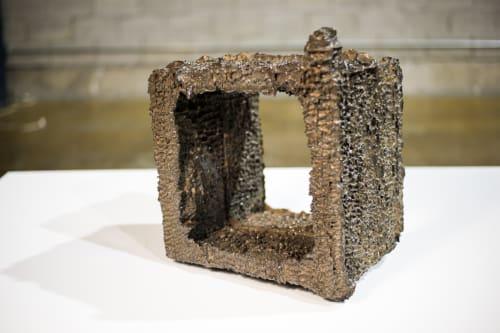 Armand Vaillancourt - Public Sculptures and Sculptures