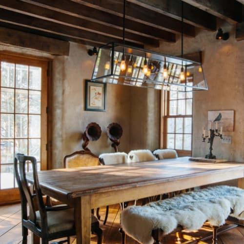 Furniture by Jordan Waraksa seen at Private Residence, Milwaukee - Bellaphone
