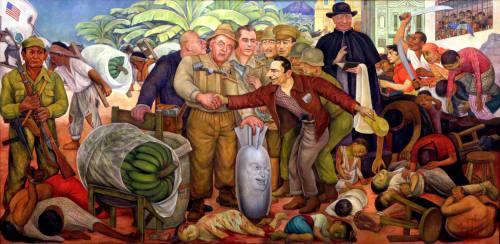 Diego Rivera - Murals and Art