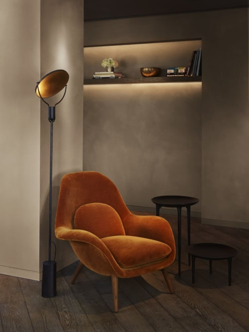 Lighting by Kevin Josias at 11 Howard, New York - Humphrey Lamp