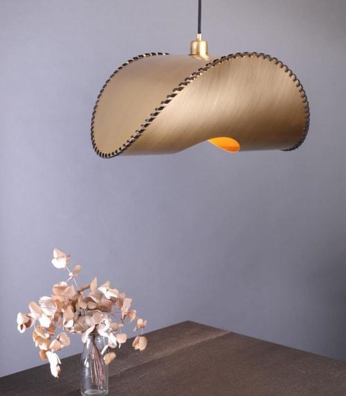 Pendants by Uniqka seen at POMSTORE - Zero Lamp Two Pendant