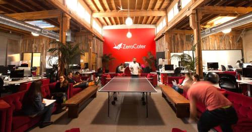 ZeroCater, Restaurants, Interior Design