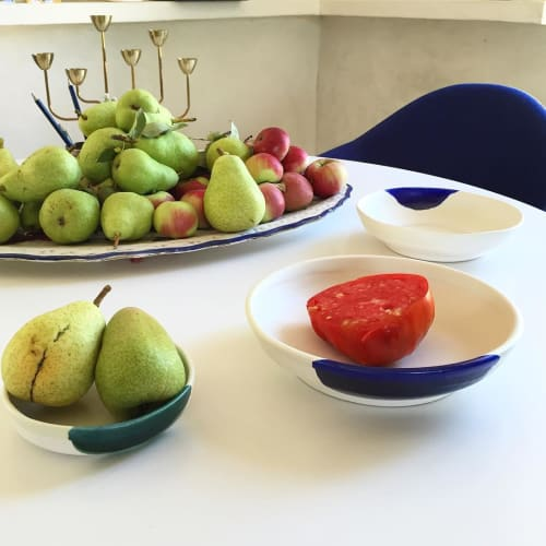 Tableware by fefostudio seen at Le Mas Cartier, Tarascon - Salad Bowl