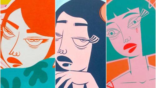 Jillian Evelyn - Murals and Art