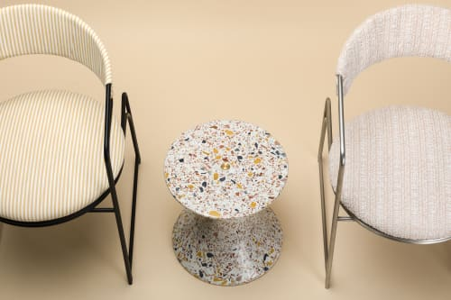 Tables by LAUN seen at Los Angeles, Los Angeles - Confetti Table