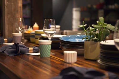 Tableware by Santimetre Studio by Tulya Madra at Olmsted, Brooklyn - Ceramic Tableware