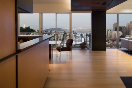 Interior Design by Studio Collins Weir seen at Private Residence, San Francisco - Interior Design