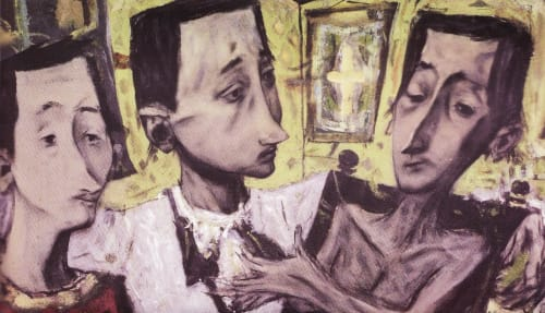 David Aronson - Paintings and Art