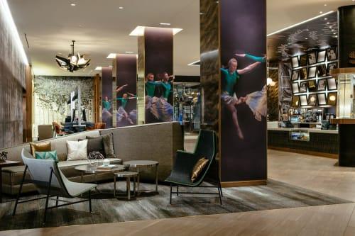 Renaissance Chicago Downtown Hotel, Hotels, Interior Design