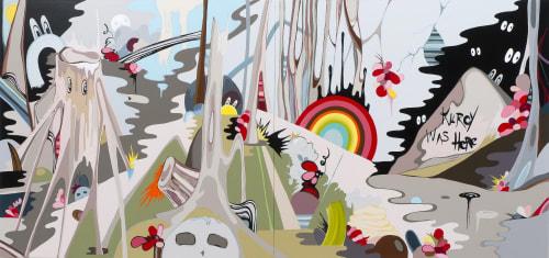 Sarah Emerson - Murals and Art