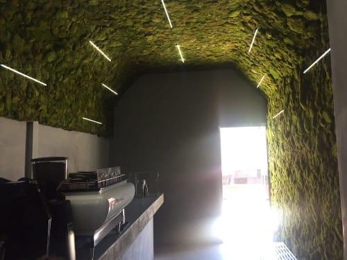 GiorgiPorgi, Cafès, Interior Design