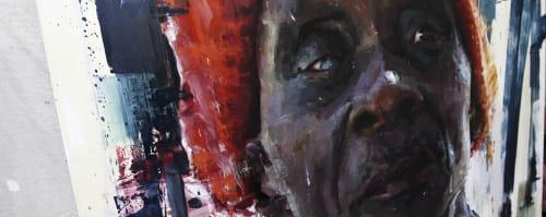 Aron Belka - Street Murals and Public Art