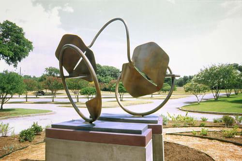 John Christensen - Public Sculptures and Sculptures
