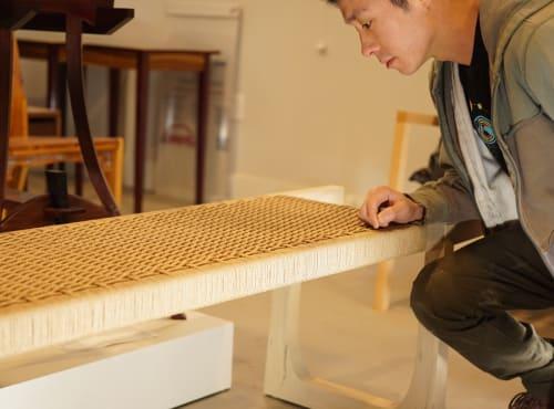 Shota Yamaguchi - Tables and Furniture