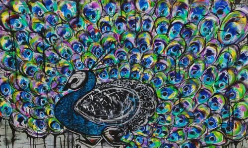Annie Preece - Murals and Art