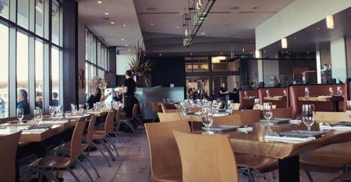 Slanted Door, Bars, Interior Design