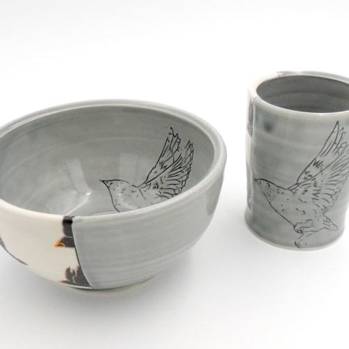Cups by MeghCallie Ceramics - Breakfast Set