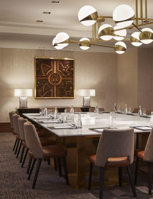 The Ritz-Carlton, Chicago, Hotels, Interior Design