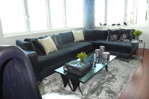 Couches & Sofas by Designlush seen at Upper West Side, New York - Ella Sofa Sectional