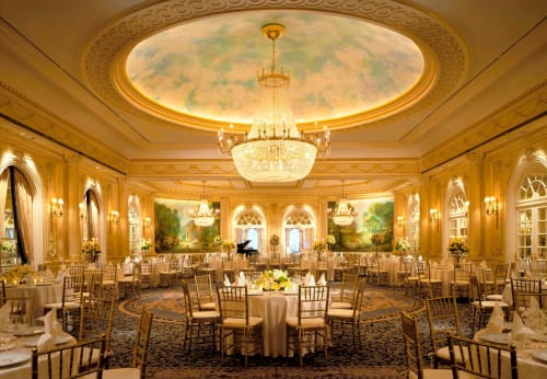 JW Marriott Essex House New York, Hotels, Interior Design