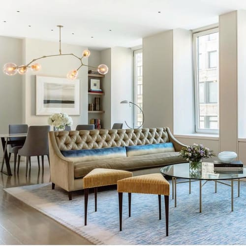 Couches & Sofas by ROOM seen at Private Residence, New York - Gitane Sofa