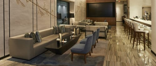 Loews Minneapolis Hotel, Hotels, Interior Design
