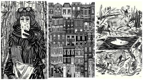 Ian Ferguson - Murals and Art