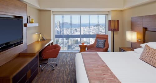 Grand Hyatt San Francisco, Hotels, Interior Design