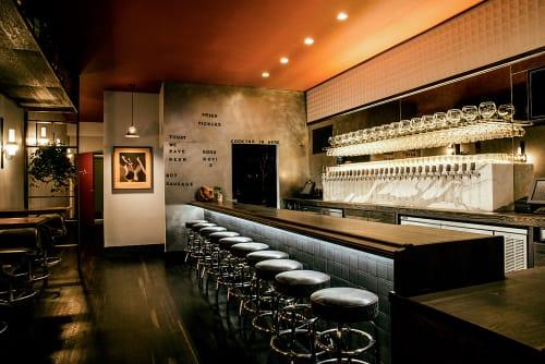 Hogwash, Restaurants, Interior Design
