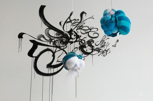 Shinique Smith - Murals and Art